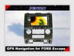 DVD cho Ford Escape - GPS Navigation for FORD ESCAPE 