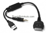 BMW idrive ipod iphone ipad cable adapter