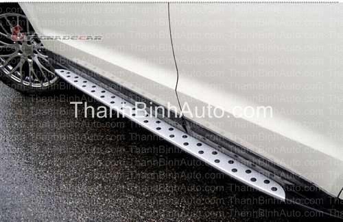 Bậc lên xuống mẫu X5 cho các loại xe_Thanhbinhauto Long Biên