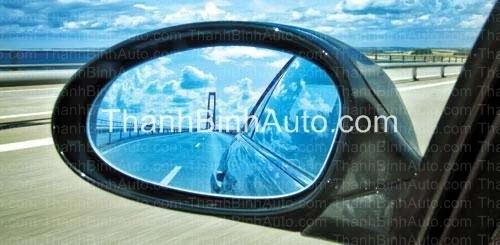 Độ sấy mặt gương cho các loại xe