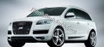 Body kit Audi Q7 2011-2012 mẫu ABT