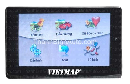 Thiết bị dẫn đường cho ô tô VIETMAP NV850GPRS _Thanhbinhauto Long Biên