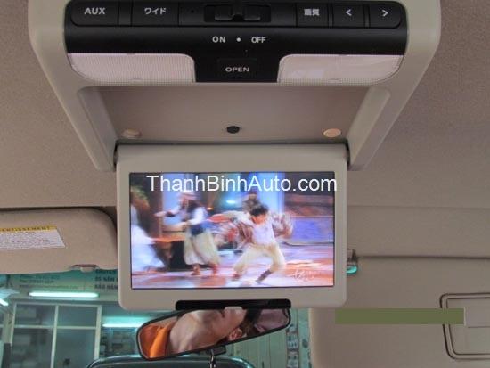 Màn hình ốp trần LCD 8inch FULL HD