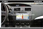 GPS Navigation For MAZDA3 - 2010 - JENKA DVX-8369HDG