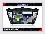 GPS Navigation For HYUNDAI iX35/Tucson - JENKA DVX-8909HDG 