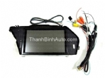 JENKA DVX-8350G GPS Navigation For MERCEDES-BENZ GLK