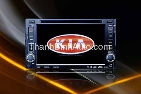 DVD FUKA màn hình HD cho Kia Carens