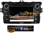 FUKA HD 6056 for ALTIS - COROLLA , màn hình FULL HD 1200*860
