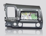 GPS Navigation For HONDA civic JENKA DVX-8947HDG