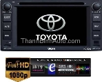 DVD FUKA 5009 HD DVD cho TOYOTA SERIAL