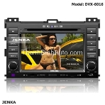 JENKA DVX-6016 Car Multimedia Special For TOYOTA Prado 