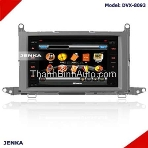 Car DVD For TOYOTA Venza JENKA DVX-8093HD 