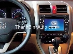 GPS Navigation For HONDA CR-V - JENKA DVX-8897HDG