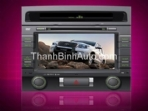 Car DVD For TOYOTA Land Cruiser JENKA DVX-8100G HD GPS