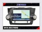 Car DVD For TOYOTA Highlander JENKA DVX-8037 
