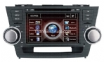DVD GPS Navigation for Toyota Highlander JENKA EVX-8037G