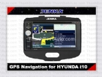 DVD cho I10 - GPS Navigation for Huydai i10