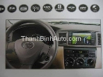 Car DVD For TOYOTA Series JENKA DVX-8736HD 