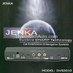 JENKA DVB-2010 Mobile digital TV receiver 