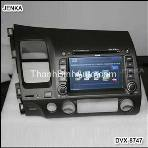 Car DVD For HONDA civic JENKA DVX-8747 