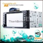 Car DVD For TOYOTA Series JENKA DVX-8718 