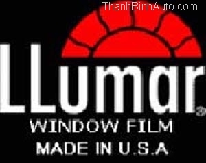 LLumar - Phim cách nhiệt cho ôtô -Thanhbinhauto Long Biên