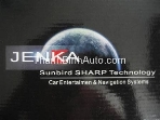 JENKA AVH-8707 Car DVD/VCD/CD/WMA/MP3/JPEG/MP4/USB Player with AM/FM