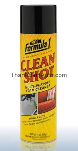 Bọt làm sạch đa năng Formula1, làm sạch nội thất xe