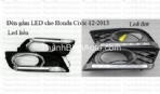 Đèn Led gầm Honda CIVIC 2012 - 2013