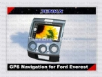 DVD cho Ford Everest - GPS Navigation for Ford Everest 