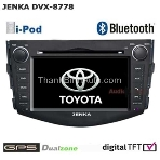 Car DVD for For TOYOTA RAV-4 JENKA DVX-8778HD
