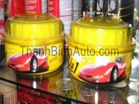 Xi đánh bóng sơn xe cao cấp Formula1