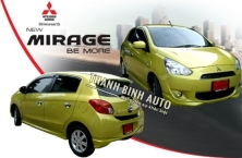 Body xe Mitsubishi Mirage