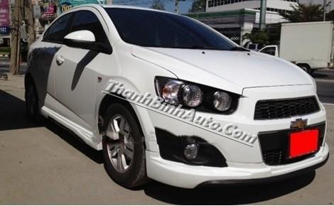 Thanhbinhauto Body Kit Chevrolet Aveo 2012 Sedan 4 Ca Body