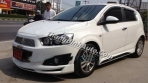 Body kit Chevrolet Aveo 2012 mẫu AT