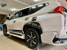 Body lip Pajero Sport 2019 mẫu TiThum