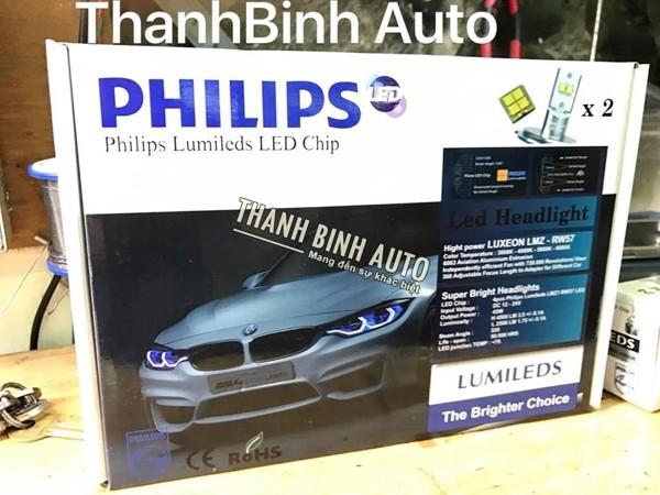Thanhbinhauto Com B 243 Ng đ 232 N Led Philip Lumiled Bong Den