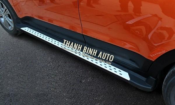 Bậc bệ bước chân xe Hyundai Creta  Thông tin sản phẩm   Thông tin sản phẩm   Liên hệ    Khuyến mãi  ...