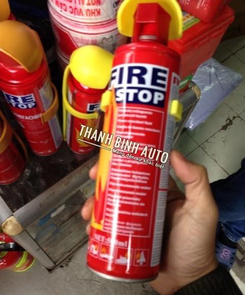 Bình cứu hỏa mini trên ô tô  Thông tin sản phẩm   Thông tin sản phẩm   Liên hệ    Khuyến mãi    Than...