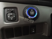 Độ Start Stop Smart Key cho Mitsubishi Triton