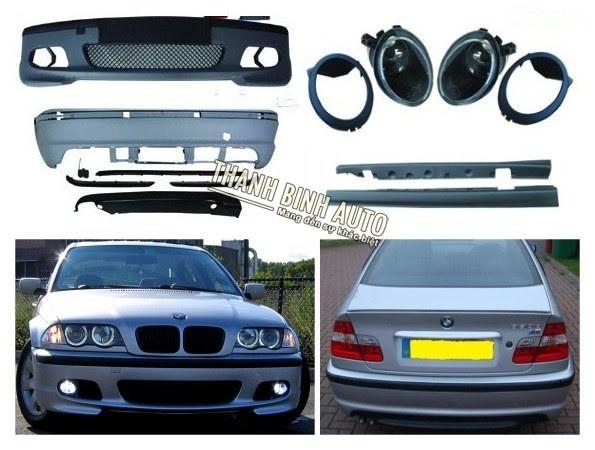 Body kit BMW E46 mẫu M-Tech  Thông tin sản phẩm   Thông tin sản phẩm   Liên hệ    Khuyến mãi    Than...
