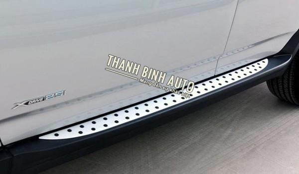 Bậc lên xuống BMW X3  Thông tin sản phẩm   Thông tin sản phẩm   Liên hệ    Khuyến mãi    Thanh toán ...