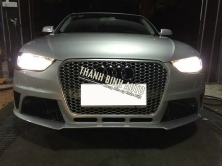 BUMPER FRONT RS4 2013+