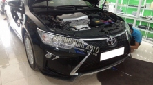 Video TOYOTA CAMRY 2016 độ body mẫu Lexus