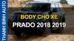 Video Body TOYOTA PRADO 2018 2019