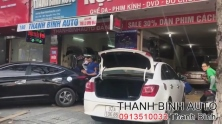 Video Pô độ, độ pô on off cho KIA OPTIMA