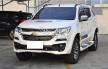 BODY KIT CHEVROLET TRAILBLEZER 2017 MẪU ZERCON