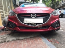 Body xe MAZDA 2 hatchback