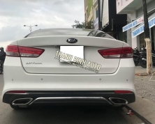 Lip pô, lippo, lip sau KIA OPTIMA 2018 2019