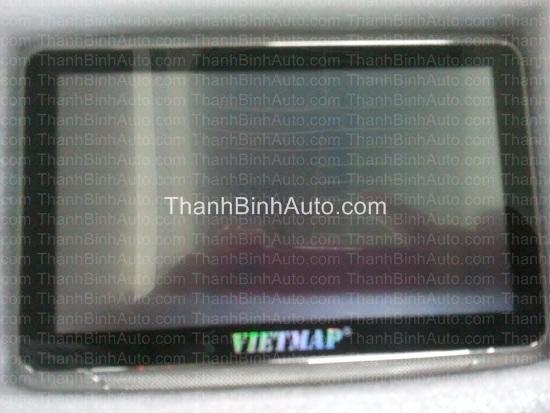 Thiết bị dẫn đường cho ô tô Vietmap 304